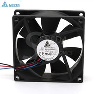 Wholesale dc fan 48v for sale - Group buy Delta AFB0948HH mm cm DC V A wire axial blower server inverter cooling fans