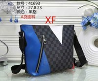 Wholesale tote office for sale - Group buy FXLOUIS VUITTON mens briefcase business package MICHAEL KOR shoulder bag clutch handbag luxury LOUIS Office tote messenger package
