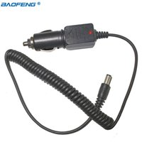 cargador de coche baofeng al por mayor-Baofeng Cargador de coche para Baofeng digital Walkie Talkie DM-860 DM-XS DM-X Radio Ham