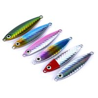 Wholesale new lifelike fishing lures for sale - Group buy HENGJIA new Arival Meta fishing lure Lead fish Bait cm g lifelike D eyes Crankbait Sinking Bait Artificial Pesca Tackle