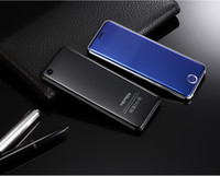 Wholesale mini hd screen phone for sale – best 2020 hot CDMA MHz Small Phone Stereo Voice Bluetooth Headset Calling Handsfree CellPhone Metal Mini Mobile Phones Dual SIM HD Camera D