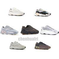 meilleures chaussures de sport de qualité achat en gros de-700 V2 Inertia Vague Runner Hommes Femmes Designer Sneakers Nouveau Static Mauve Meilleure Qualité Kanye West Sport Chaussures 5-12