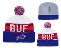 4bfb13c9b Men s Buffalo Bills New Royal 2018 Sideline Cold Weather Toasty Cover Pom  Official Sport Knit Hat