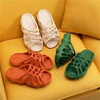 Wholesale designer shoes men's for sale - Group buy New Arrival Breathable Clogs Fashion Croc Beach Foam Runner Plus Size Unisex Cool Summer Sandals Men s Hole Shoes Slip