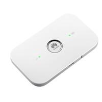 4g lte wireless router großhandel-Unlocked Huawei E5573 E5573Cs-322 E5573Cs-609 (HUAWEI) 4G LTE FDD 3G Drahtloser WIFI Mobiler Hotpots-Router SIM-Karte