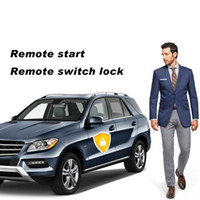 Wholesale remote central entry lock locking resale online - Remote Starters For Acura Tlx Keyless Entry Car Alarm System Engine With Button Car Accessories Central Locking UnLock