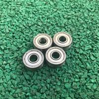 5pcs Miniature Flange Bearing 6x17x6mm 6x17x6 F606ZZ