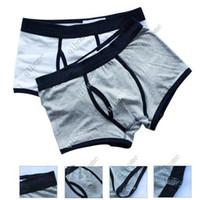 homens pênis cuecas venda por atacado-Moda Famosa Homens Cueca Boxer Breve Shorts 100% de Luxo Adulto Homem Designer Juventude Engraçado Bolsa Sexy Boxer Algodão Mens Pênis Boxer Homme
