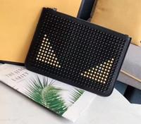 brilho do saco venda por atacado-Qualidade brilhante luxo bolsas de grife de marca Designer de sacos de embreagem Moda real bolsa de couro bolsa Designers carteira sacos Com caixa