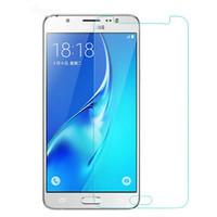 filme galaxy grand venda por atacado-Prémio de vidro temperado para Samsung Galaxy S3 S4 S5 S6 A3 A5 J3 J5 2015 2016 Grande Prime protetor de tela HD película protetora