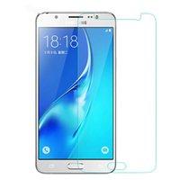 cristal templado samsung galaxy grand prime al por mayor-Prima de vidrio templado para el Samsung Galaxy S3 S4 S5 S6 A3 A5 J3 J5 2015 2016 Gran primer protector de la pantalla HD película protectora