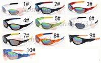 kleine sonnenbrille groihandel-NEUE Sommer Markendesignmannsportsonnenbrille-Schauspielfrauen Fahrradschutzbrille, die das Sport-im Freiensonnenbrillekleine freie Verschiffen radfährt