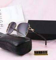 Wholesale best womens sunglasses for sale - Group buy Hot best Quality Classic Pilot cc Sunglasses Designer Brand Mens Womens Sun Glasses tom Eyewear Gold Metal Glass Lenses original Case