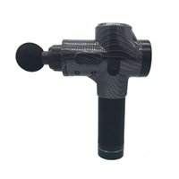 In stock Vibration Percussion Deep Tissue Muscle Massage Gun 30 Speed Touch Screen