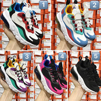 Wholesale children baby shoes sport resale online - 2019 New React Desinger Kids Running Shoes Children Outdoor Sneakers Boy Girl Trainer Baby Shoes Sports Toddler Calzado Size