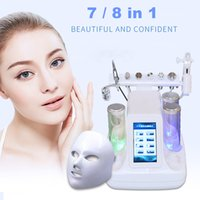 Wholesale beauty equipment resale online - Hydro Dermabrasion Machine in H2 O2 RF Bio lifting Beauty Equipment Facial Diamond Peeling Microdermabrasion Machine Skin Care Tool