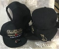 Wholesale sports toronto for sale - Group buy Toronto Owl Ovo The best in the World Finals Champions Raptors hat Locker Room Snapback Adjustable Hats for Womens Mens sport cap
