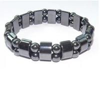 Wholesale Hematite Beads Bracelet for men women Beads Magnetic Hematite Beads Bracelets Fashion