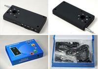 spy camera оптовых-Полный спектр анти-шпион детектор ошибок CC308 мини беспроводная камера скрытый сигнал GSM устройства Finder конфиденциальности защиты безопасности