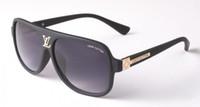 óculos quadrados vintage pretos venda por atacado-Homens / mulher Quadrado de Ouro / Preto Óculos de Sol de Luxo óculos de sol gafas de sol Designer Óculos De Sol do vintage óculos