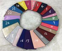 Wholesale wristlets resale online - brand designer wristlets wallets clutch bags for women pu colors zipper