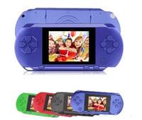 16 bit video oynatıcı toptan satış-Yeni satmak el oyun konsolu 16 Bit Video Oyun Oyuncu PXP3 PXP Ince Istasyonu Oyun Kartı Yılbaşı hediyeleri