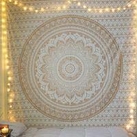 Wholesale yoga tai chi for sale - Group buy Wall Hanging Tapestries Indian Mandala Tapestry Tai Chi Hippie Bohemian Decorative Wall Carpet Yoga Mats