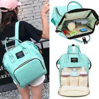 Mummy Maternity Nappy Bag Travel Backpack Large Capacity Baby Care Nursing Diaper Handbag