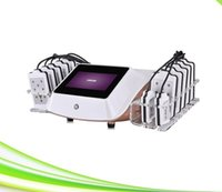 ich schlanke maschine großhandel-Spa Salon Klinik ZeroNa Lipo Laser Abnehmen Maschine tragbare i Lipo Laser Maschine