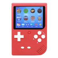 Wholesale mame games for sale - Group buy 1PCS In Handheld TF Card Support Downloads Built In Simulator FC GBA NES MD MAME Handheld Game Console Handheld Games