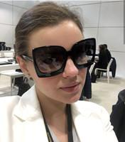 gafas de sol de diseño mariposa al por mayor-2019 Tom Style Women Vintage sobredimensionado ButterFly TF Gafas de sol Gradient Classic Brand Design Gafas de sol Gafas de sol 97582
