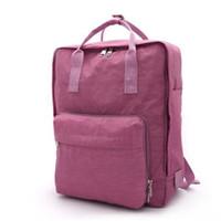 Wholesale chocolate packs resale online - Waterproof Backpack Outdoor Sports Bag Kids School Bags Children Back Pack