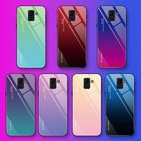 capa da galáxia j venda por atacado-Um PCS Case New Moda Samsung Galaxy 10 mais S10 E S9 S8 A6 A7 A10 A30 40 50 70 J 4 J 6 Plus M20 Tampa pronto Stock