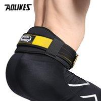 caisse de musculation gym achat en gros de-AOLIKES Fitness Ceinture De Levage De Poids Barbell Dumbbel Formation Soutien Dorsal Ceinture De Gymnase Squat Powerlifting Attelle De Taille # 335097