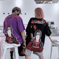 Heath Ledger Joker t shirt Casual Short Sleeve O Neck Couple