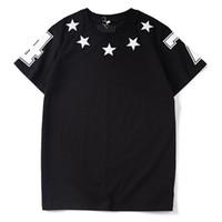 ingrosso animali ridenti-T-shirt da uomo di design di lusso da uomo progettista maniche corte moda stelle stampa di alta qualità uomo donna Hip Hop Tees