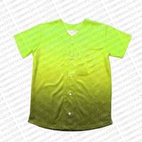talla 58 jerseys al por mayor-Top Custom Baseball Jerseys para hombre Bordado Logos Jersey Envío gratis Barato al por mayor Cualquier nombre cualquier número Tamaño M-XXL 58