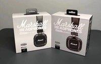 drahtloses bluetooth kopfhörer-motorrad groihandel-Marshall 2 Motorräder Auto Bluetooth Headset Stereo Guter Klang Bluetooth Kopfhörer-Qualität drahtloser Bluetooth-Kopfhörer