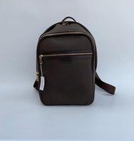 neue ankunftsfrauen-markenbeutel großhandel-Heißen verkauf Emboss Arten Art und Weise Marke Rucksack-Art-Qualitäts-neue Ankunfts-Designer Rucksack Brieftaschen Mode Frauen Männer Schulranzen