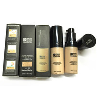 Wholesale nyx makeup foundation for sale - Group buy Makeup NYX HD Studio Photogenic Foundation Powder NYX Liquid Foundation Brands Face Concealer Cosmetics Make Up Colors