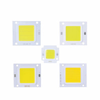 Wholesale 30V Integrated LED Matrix W W W W W W High Power COB LED Lamp Chip Diode Array Spotlight Downlight Source