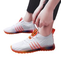 фирменные летние носки оптовых-new High Quality Women's Sneakers  Outdoor Trend Women Socks Running Shoes 2019 New Summer Breathable Walking Shoes