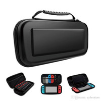 Top seller Portable EVA Storage Bag Cover Cases For Nintendo Switch Carrying Case NS NX Console Protective Hard Shell Controller Travel