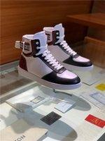 neue hoch geschnittene schuhe großhandel-Neue beiläufige Schuhe tauchen Gebrauchsweizen niedrig hoch geschnittene Skateboardschuh-Trainertrainerart und weisesportturnschuhe frei Schiff ein
