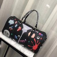 дизайнер женской сумочки оптовых-Розовый sugao дизайнер роскошная сумка дизайнерская сумка мультфильм милые дорожные сумки 2019 новая мода дорожная сумка для женщин большой емкости сумка