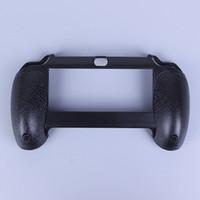 deckt für ps vita großhandel-Hard case schwarz schutzhülle shell skin protector handgriff case für sony ps vita psv spiel kunststoff