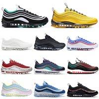 мужская спортивная обувь оптовых-Nike Air Max Shoes 2019 Новые кроссовки Мужчины Женщины All-Star Джерси ND Space фиолетовый тройной черный белый непобедимый пакет яркий Цитрон Мужские спортивные кроссовки 36-45