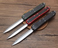 Bench BM makora II 106-4 Mic MT Double Action Automatic knife EDC pocket tactics survival Auto knives 3300 UT85 C07 Italian Style Infidel Mafia Godfather 920 Exocet