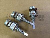 ingrosso doppio potenziometro-Giappone Panasonic 16 Tipo Triplex a tre resistenze a doppio resistore regolabile (C5k C11.4k porta stepping) A10k