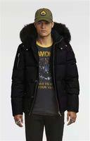 gänsehaut mantel design großhandel-Luxusmarke Design Gänsedaunen Elch Logo Jacken Damen Herren Windbreaker Sweatshirts Sweater Streetwear Outdoor Hoodies Coat